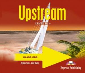 Upstream B1+. Class CDS (SET 3 CD-uri)
