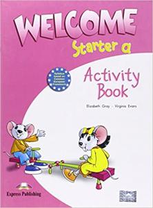 Curs lb. engleza welcome starter A caietul elevului