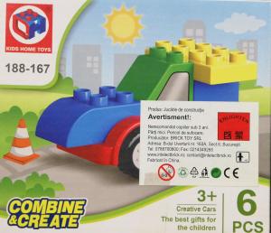 Combine and Create set lego masina de curse