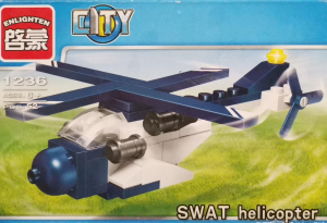 City S.W.A.T. Helicopter