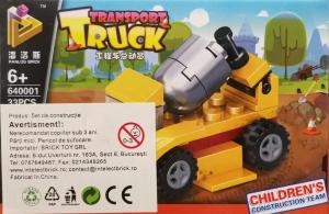 Transport Truck set lego betoniera