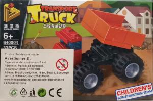 Transport Truck set lego autobasculanta