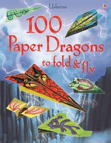 100 paper dragons to fold and fly [0]