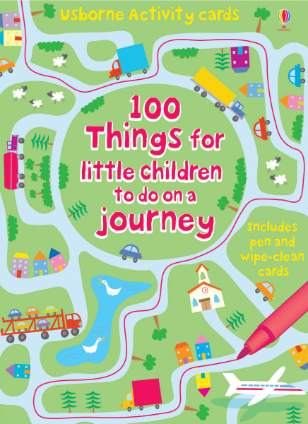 100 things for little children to do on a journey [0]