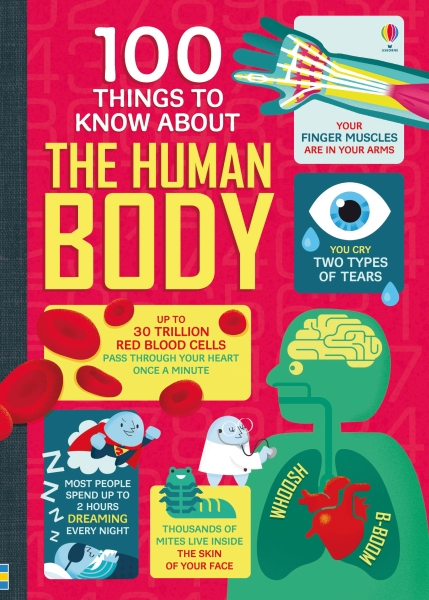 100 things to know about the human body [0]