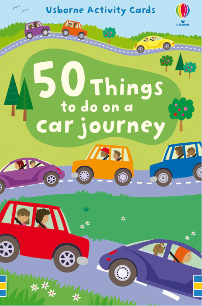 50 things to do on a car journey [0]