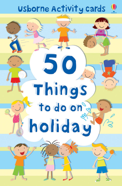 50 things to do on holiday [0]