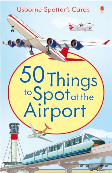 50 things to spot at the airport [0]