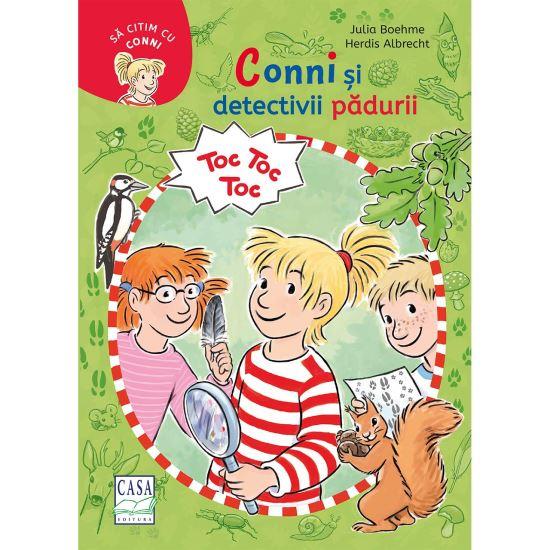 Conni și detectivii pădurii [0]