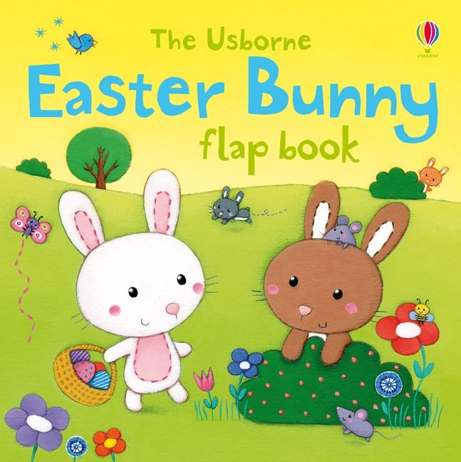 Easter Bunny Flap Book [0]