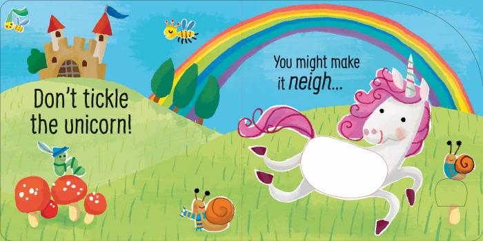 Don't Tickle the Unicorn! [1]