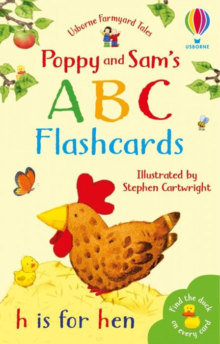 ABC flashcards [0]