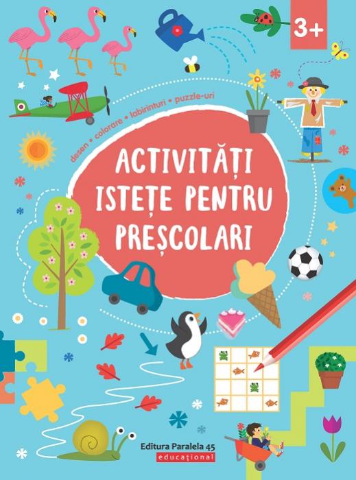 ACTIVITATI ISTETE PENTRU PRESCOLARI (3 ANI+) [0]