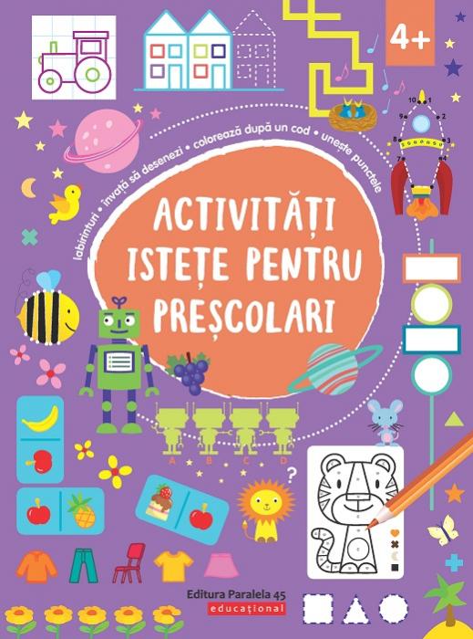 ACTIVITATI ISTETE PENTRU PRESCOLARI (4 ANI+) [0]