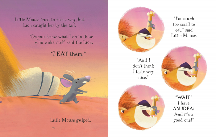 Aesop's Fables for Little Children [1]