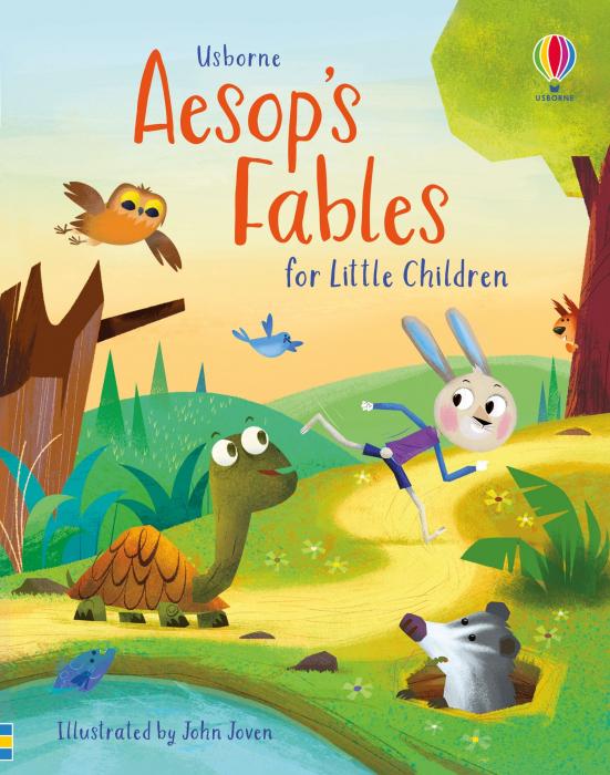 Aesop's Fables for Little Children [0]