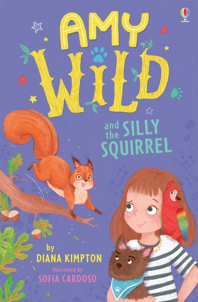 Amy Wild and the Silly Squirrel [0]