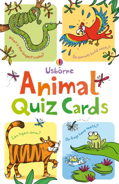 Animal quiz cards [0]