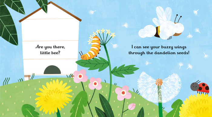 Are You There Little Bee? [1]