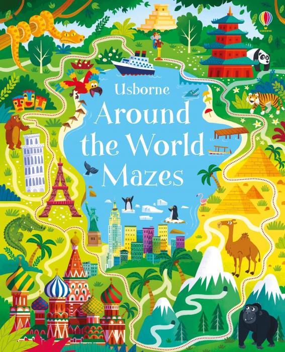 Around the world mazes [0]