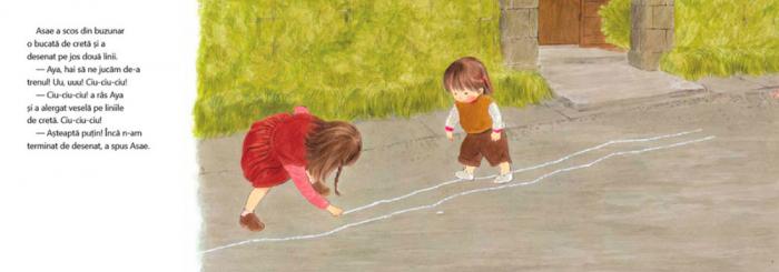 Asae și sora ei cea mică [4]