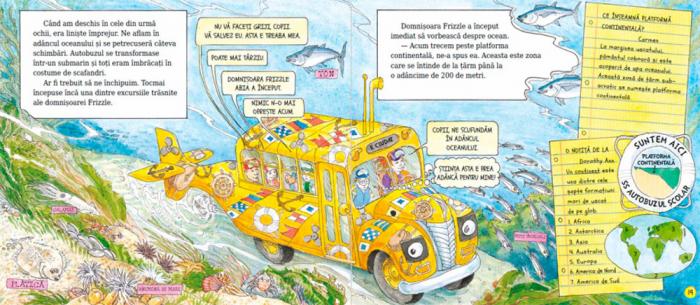 Autobuzul magic. În adâncul oceanului [7]