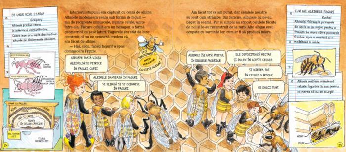 Autobuzul magic. În stupul de albine [4]