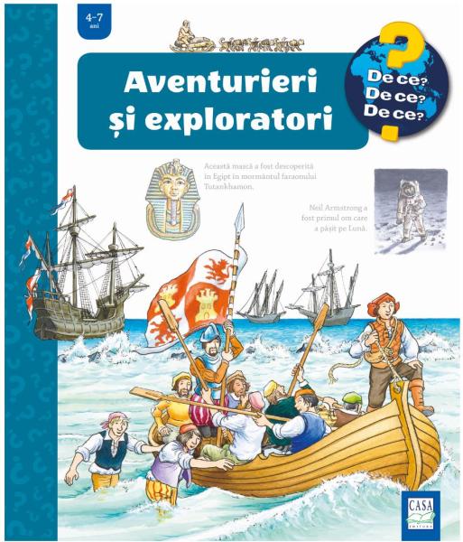 Aventurieri și exploratori [0]