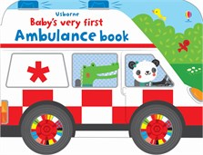 Baby's Very First Ambulance Book [0]