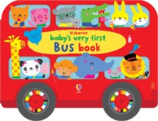 Baby's very first bus book [0]