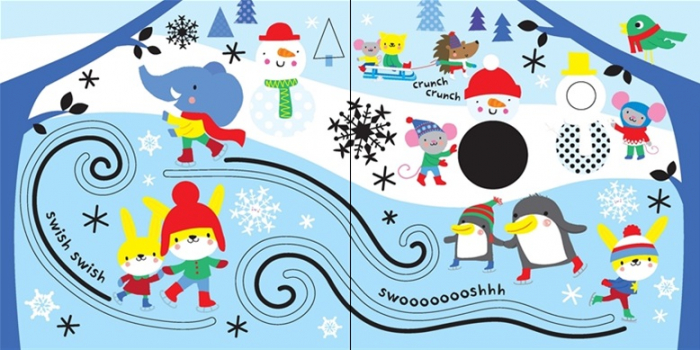 Baby's very first Christmas play book [2]
