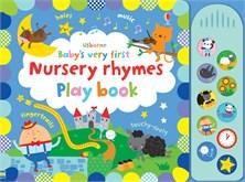 Baby's very first nursery rhymes playbook [0]