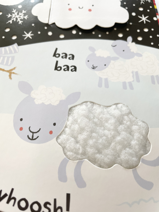 Baby's very first touchy-feely colours play book [6]