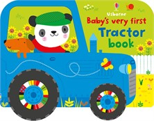 Baby's very first tractor book [0]