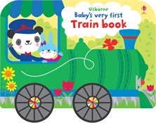 Baby's very first train book [0]
