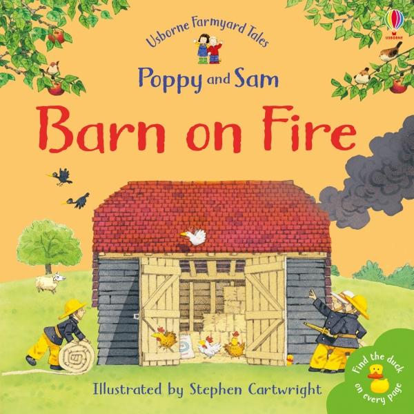 Barn On Fire [0]