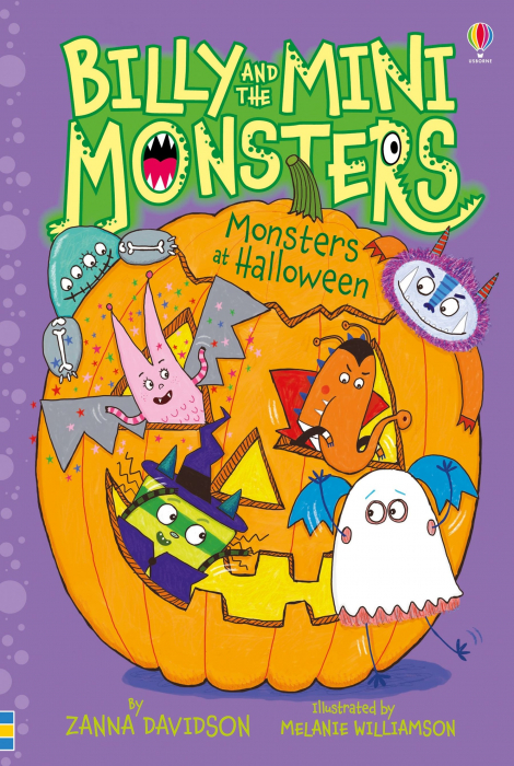 Billy and the Mini Monsters : Monsters at Halloween [0]