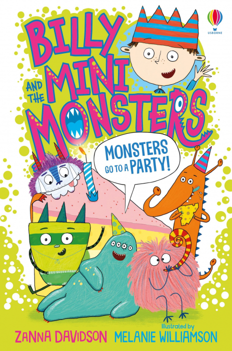 Billy and the Mini Monsters - Monsters Go to a Party! [0]