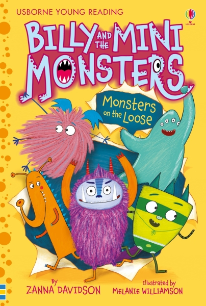 Billy and the Mini Monsters . Monsters on the Loose [0]