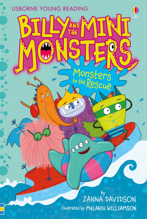 Billy and the Mini Monsters . Monsters to the Rescue [0]