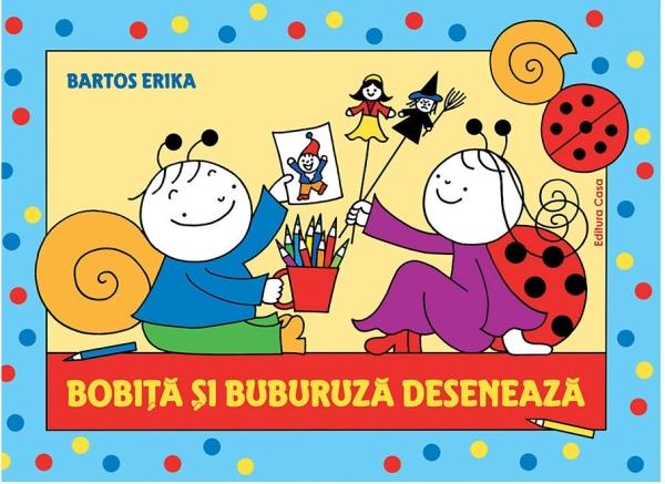 Bobiță și Buburuză desenează [1]