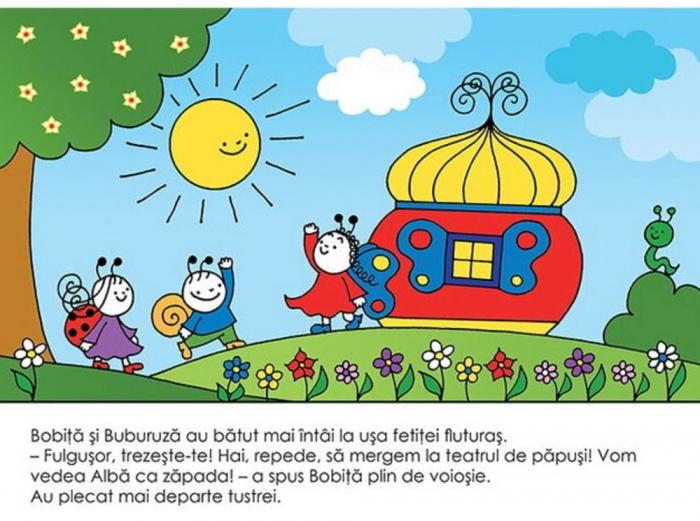 Bobiță și Buburuză desenează [4]