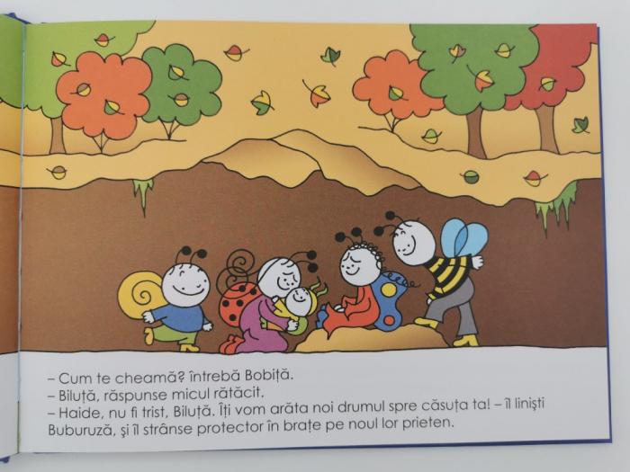 Bobiţă şi Buburuză la grădiniţă [2]