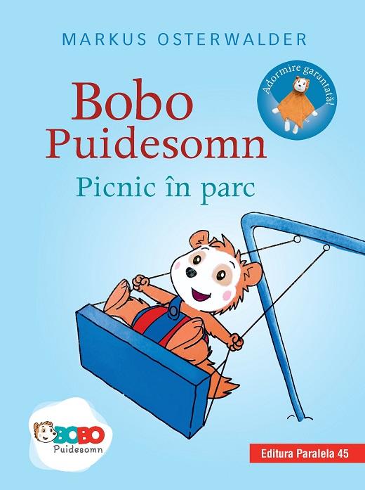 BOBO PUIDESOMN - PICNIC IN PARC. POVESTI ILUSTRATE PENTRU PUISORI ISTETI (0-3 ANI) [0]