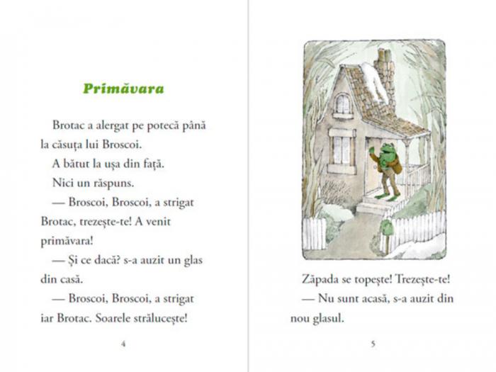 Broscoi și Brotac sunt prieteni [1]
