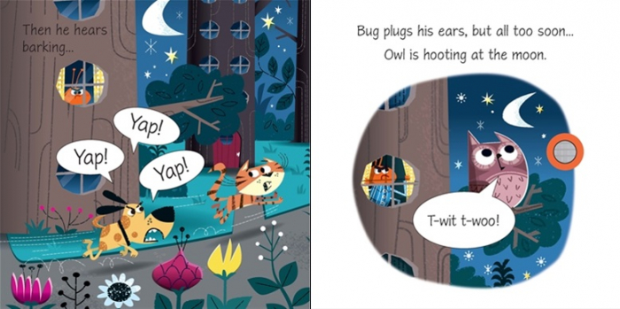 Bug in a rug [2]