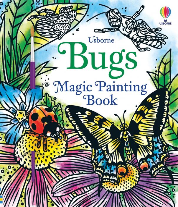 Bugs Magic Painting Book [0]