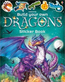 Build your own dragons sticker book [0]