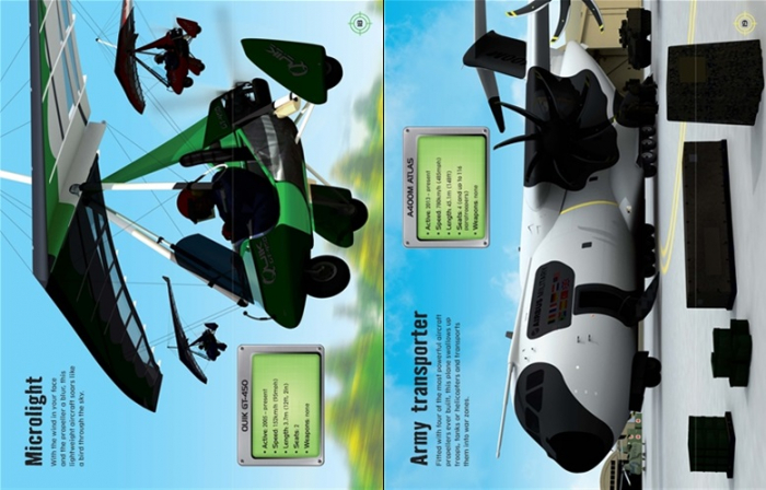 Build your own planes sticker book [3]