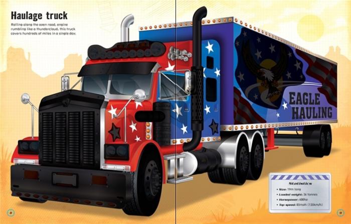 Build your own trucks sticker book [2]
